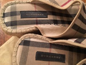 Designer authentic Coach and Burberry shoes for Sale in Nashville, TN