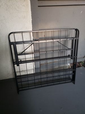 TWIN SIZE FOLDABLE BED FRAME for Sale in Concord, CA