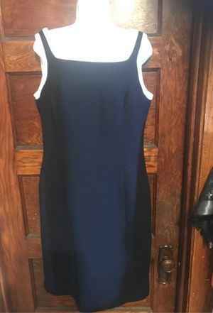 Navy and white formal dress for Sale in Cicero, IL