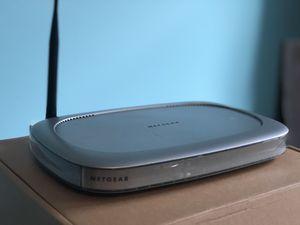 WiFi Router NetGear Like New for Sale in Winter Garden, FL
