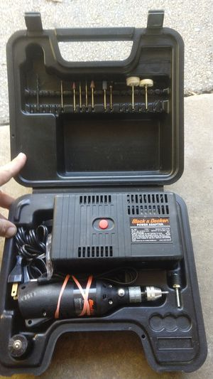 Black & Decker high-speed rotary tool for Sale in New Freedom, PA