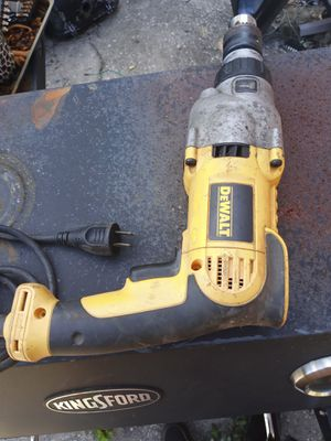 DeWalt hammer drill. PARTS ONLY. for Sale in Auburndale, FL