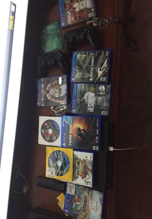 PS4 all games two good sticks for Sale in Alexandria, LA
