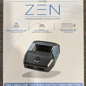 Cronus Zen Controller Emulator for Xbox, Playstation, Nintendo and PC for Sale in Milpitas, CA