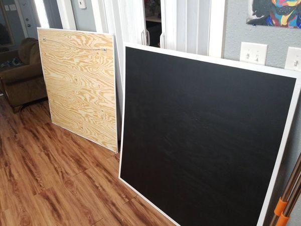 4'x4' Chalkboard