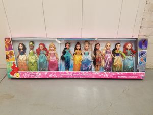 DISNEY PRINCESS DOLLS for Sale in Quincy, MA