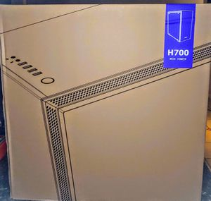 NZXT H700 MID TOWER PC CASE for Sale in Bellflower, CA