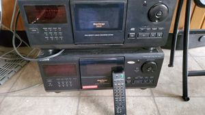 2 Sony CDP - CX205 200 disc mega storage CD player for Sale in Sioux City, IA