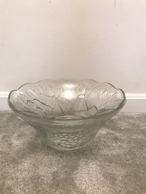 Glass vase. Never used. Collection only for Sale in Germantown, MD