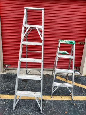 2 ladder for Sale in Fort Lauderdale, FL
