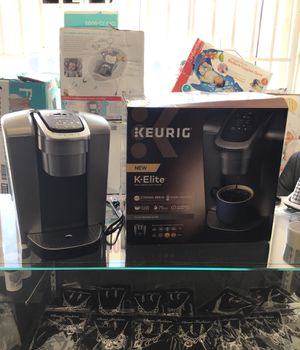 Keurig K Elite for Sale in Melvindale, MI