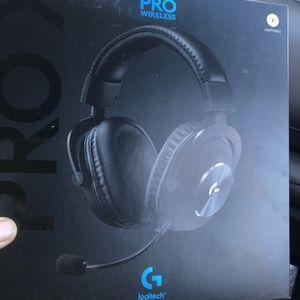 Pro X Logitech Headphones Brand New for Sale in South Amboy, NJ