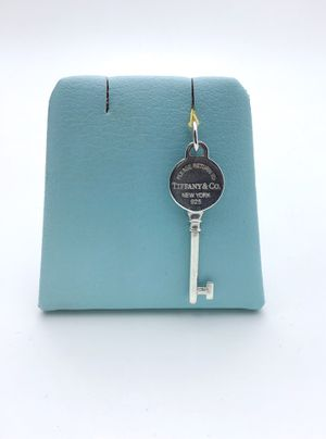 Tiffany & Co Key Charm for Sale in Upland, CA