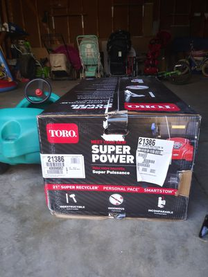 Toro lawn mower for Sale in Cleveland, OH