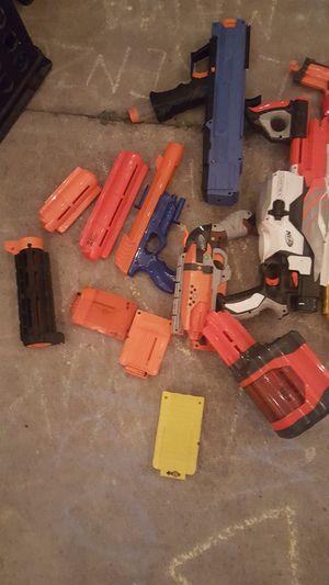 Nerf gun lot for Sale in Lakewood, CA
