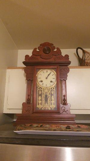 Antique clock for Sale in Herndon, VA