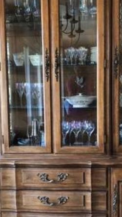 china cabinet for Sale in Half Moon Bay,  CA