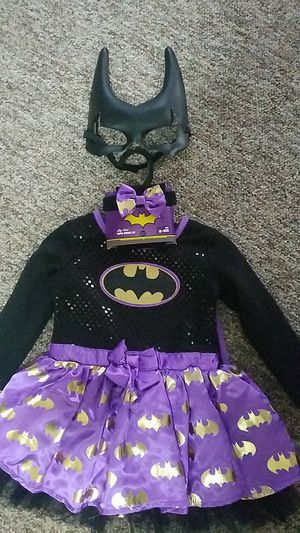 Batgirl Halloween Costume for Sale in West Springfield, MA