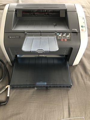 HP Laserjet 1012 Printer for Sale in Ontario, CA