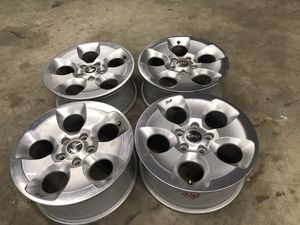 """18"""" Jeep Factory wheels for Sale in San Diego, CA"""