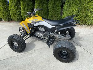 2016 Yamaha YFZ 450R 60th Anniversary for Sale in Vancouver, WA