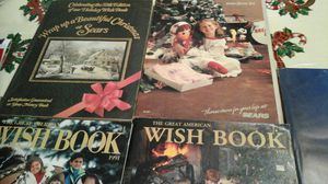 Old sears wish books for Sale in King of Prussia, PA