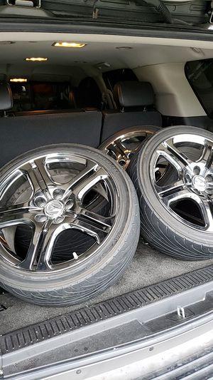Acura wheels 5x114 for Sale in Spanaway, WA