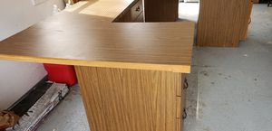 Office Furniture Handmade All Wood $500.00 or Best Offer for Sale in Jefferson Hills, PA