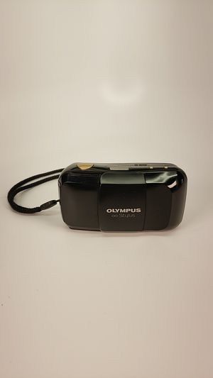 Olympus Stylus Film Camera - with original case for Sale in Anaheim, CA