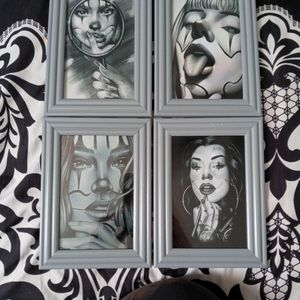 4 Chola Pictures for Sale in Long Beach, CA