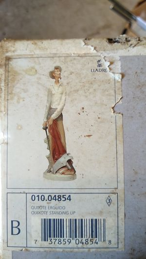 Lladro figurine quixote for Sale in Apopka, FL
