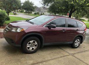 2013 Honda CRV for Sale in Tampa, FL