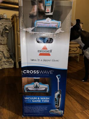 Crosswave multi surface vacuum cordless for Sale in Newark, OH