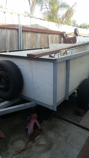 Utility trailer (Sale pending) for Sale in San Diego, CA