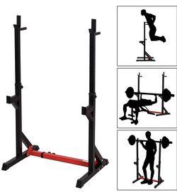 Soozier Barbell And Squad Rack for Sale in Bellflower,  CA