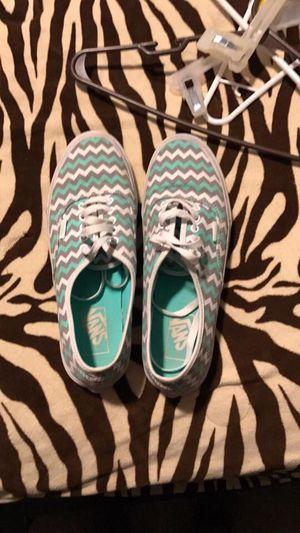 Size 9 vans shoes for Sale in Phenix City, AL