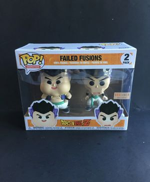 Failed Fusions Set Dragon Ball Z Funko pop for Sale in CA, US