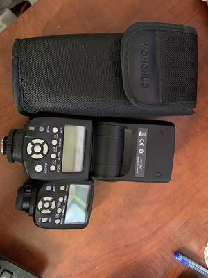 Yonguo Speedlite YN560 IV + YN-560-TX II Manual Flash Controller for Sale in Washington, DC