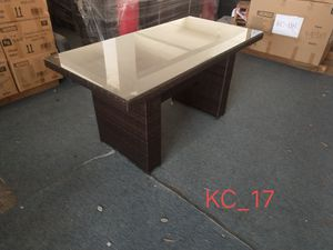 Brand new patio wicker dining table for Sale in Fullerton, CA