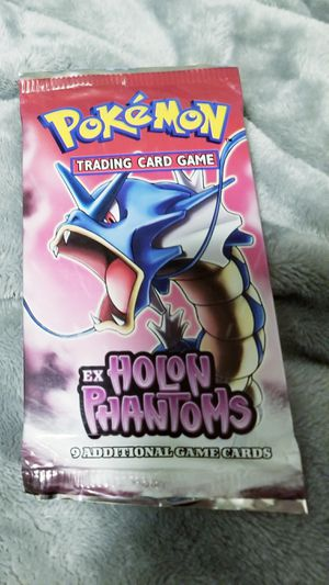 Pokemon EX Holon Phantoms Booster Pack for Sale in Brooklyn, NY