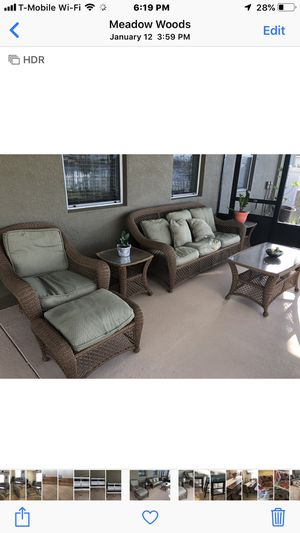 Outdoor furniture for Sale in Orlando, FL