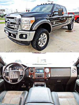 2011 Ford F 350 Lariat 4/4 for Sale in Houston, TX