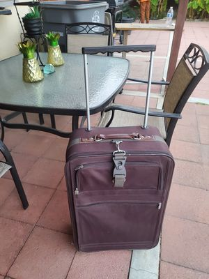 Suitcase with handle and wheels for Sale in Sanger, CA