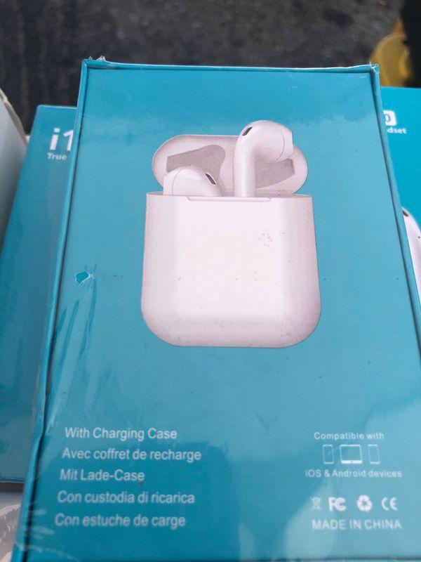 i11 headphones wireless for apple iphone