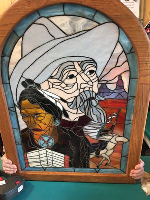 Stained glass for Sale in Richland, MO