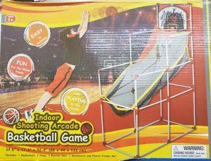 Indoor/Outdoor Shooting Arcade Basketball Game for Sale in San Antonio, TX