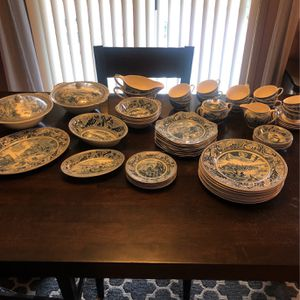 Johnson brothers Historic America China for Sale in South Elgin, IL
