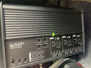 JL Audio 6-Channel Amplifier XD600/6 for Sale in Providence, RI