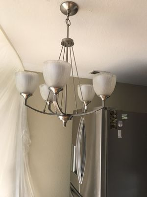 Chandelier With lights for Sale in San Diego, CA