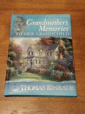 Book grandmas memories for grandchild for Sale in Los Angeles, CA